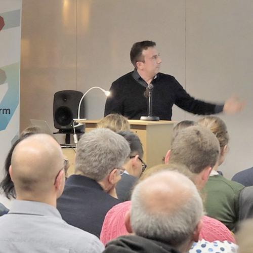 Dr. rer. nat. Wojciech Samek »Wie intelligent ist die Künstliche Intelligenz?«