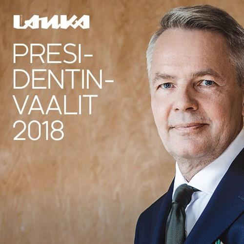 Pekka Haavisto, kuka tulee vaaleissa kolmanneksi?