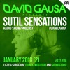 Sutil Sensations Radio Show/Podcast #339 - New #HotBeats & #CanelaFina already launched in 2018!