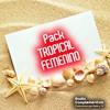 Artística de Temporada para Radio - Pack Tropical Femenino