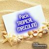 Artística de Temporada para Radio - Pack Tropical Masculino