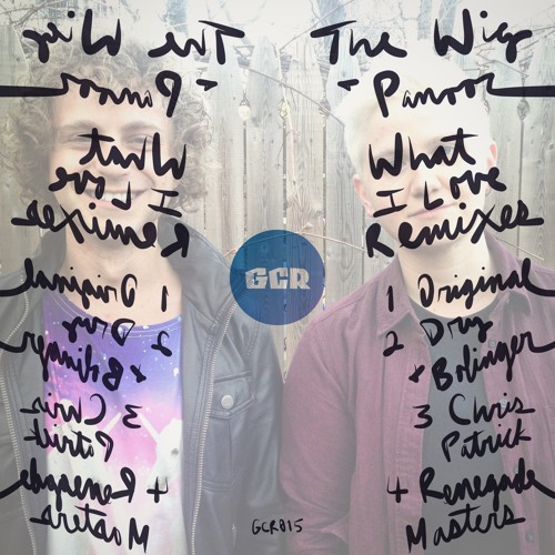 GCR 'What I Love' Podcast - The Wig & Panooc [1.26.18]