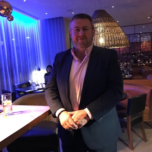 Cormac Whelan the Ireland & UK CEO of Nokia