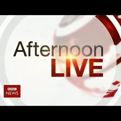 BBC NEWS Afternoon LIVE Theme composed by David Lowe - Violin Session