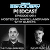 The Thrillseekers & David Rust & Mark Landragin @ Trance Sanctuary Podcast 064, Trance Sanctuary 2018-01-26 Artwork