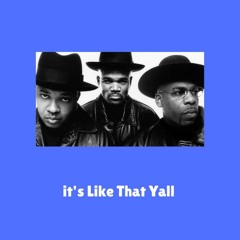 Its Like That Yall W Scratch hook (JamenxAtish) | www.unusualbeatz.com