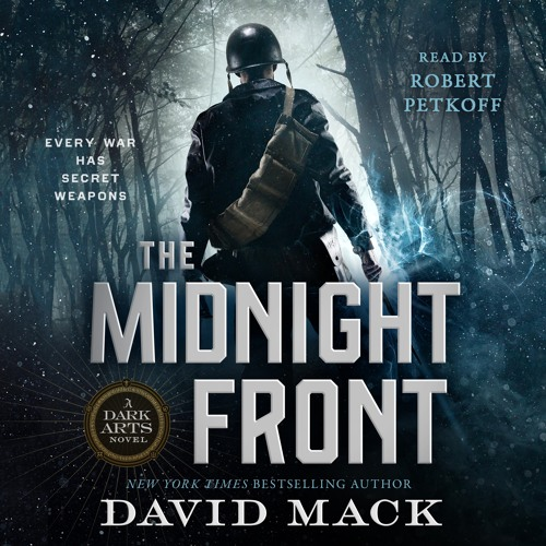 The Midnight Front by David Mack, audiobook excerpt