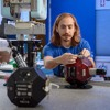 Jose Benavides Talks About NASA's Star Wars-inspired Robots Aboard The International Space Station