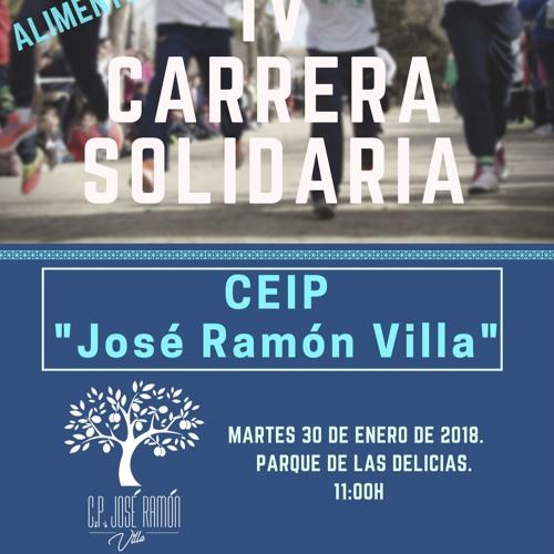 IV Carrera Solidaria JRVilla Radio Mora