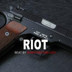 """RIOT"" Hard Trap Beat Instrumental | Dark Trap Rap Beat Instrumental"