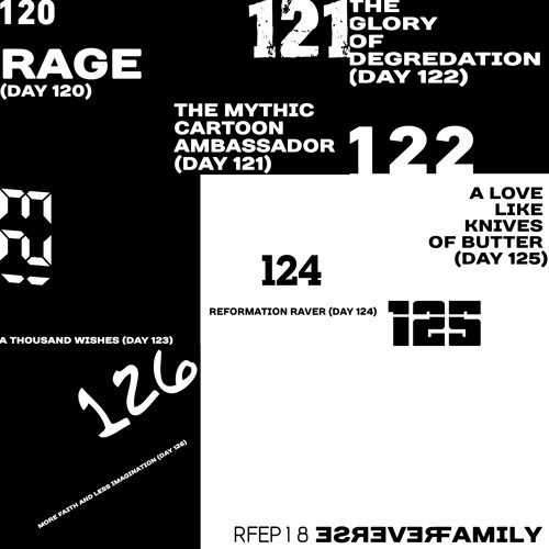 Reverse Family EP18