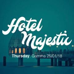 Hotel Majestic Showcase
