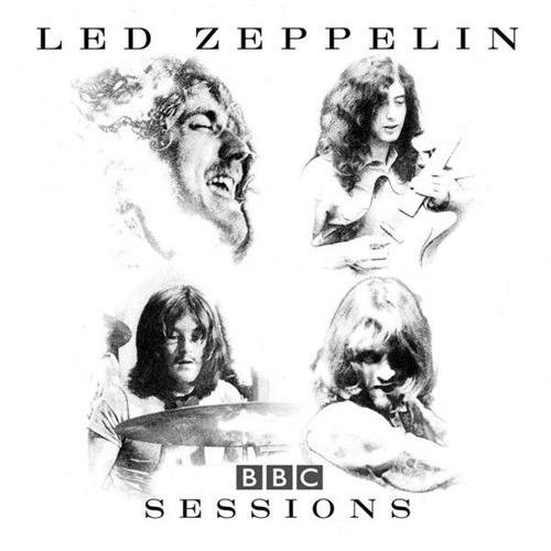 Led Zeppelin. BBC Sessions.