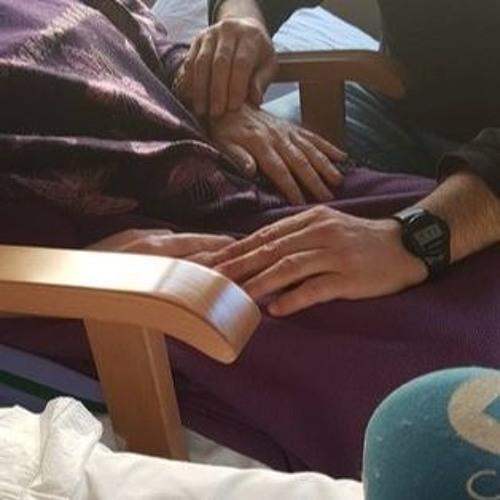 «Desde que estamos en cuidados paliativos, mi mujer ha empezado a vivir»