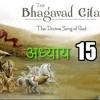 Chapter 15 - Shrimat Bhagavad Geeta - Purushottam - HINDI