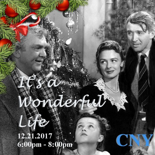 """""""It's a Wonderful Life"""" - CNY Table Reads"""