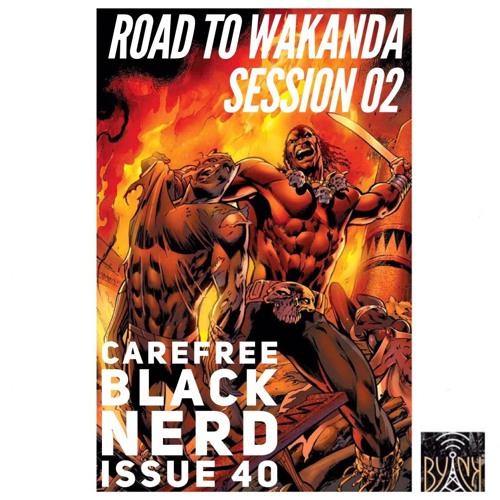 CBN Season 4   Issue 40   Killmonger