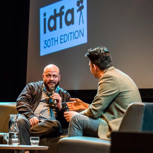 Filmmaker Talk: Everardo Gonzalez