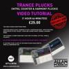 Allan Morrow / AM Studios - Trance Pluck Video Tutorial [Sample]