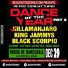 RETRO SUNDAY'S #49 - HOUSE OF DANCEHALL - KILLAMANJARO KING JAMMYS  BLACK SCORPIO 29TH DEC 2017