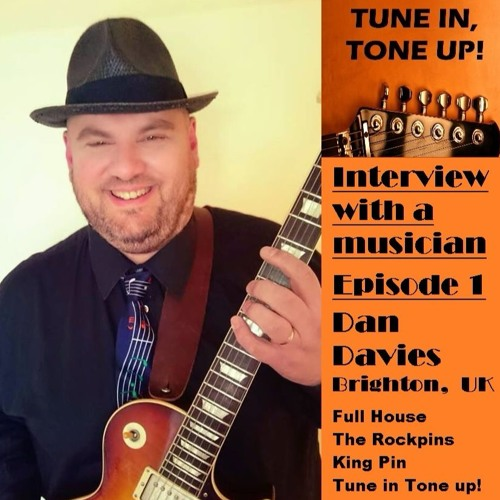 Interview with a musician episode 1: Dan Davies
