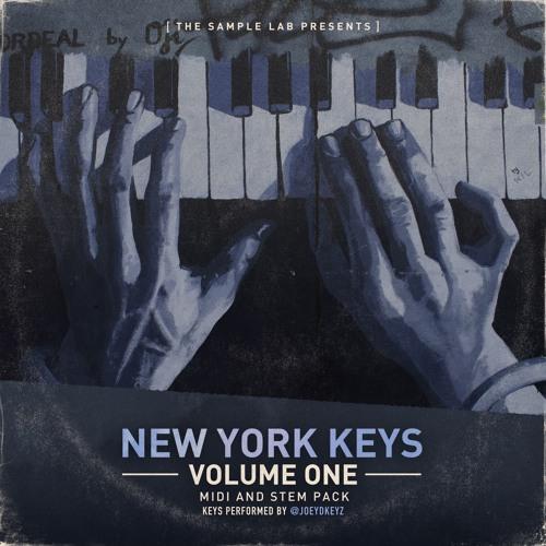 New York Keys Vol 1 - Preview (Lo-fi)