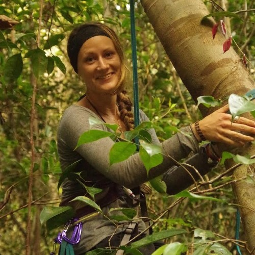 "Wild Voices: Saving the ""Skywalker"" gibbon and how to crowdfund your own PhD, Carolyn Thompson"