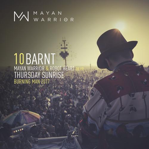 Barnt - Mayan Warrior x Robot Heart Tie Up - 2017