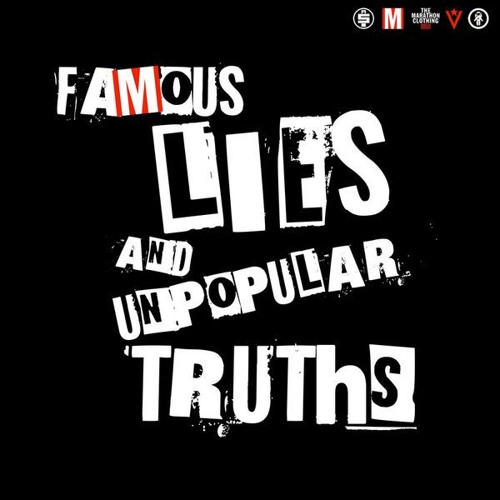 Nipsey Hussle - Famous Lies And Unpopular Truths by Nipsey