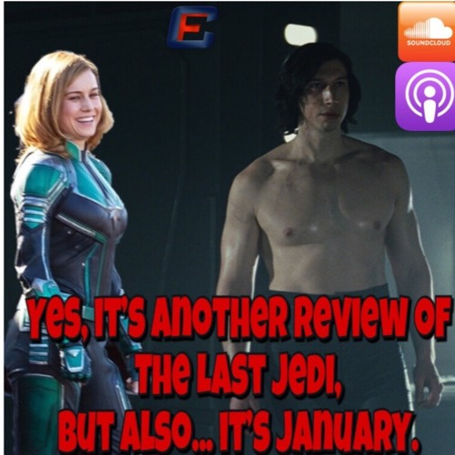 Yes, it's another review of The Last Jedi, but also... it's January.