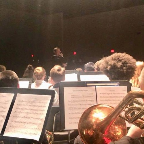 Fanfare For World Peace - World Premiere - Fulton Co. HS Honors Band Jan 28 - 2018
