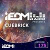 Cuebrick - iEDM Radio 175 2018-01-28 Artwork