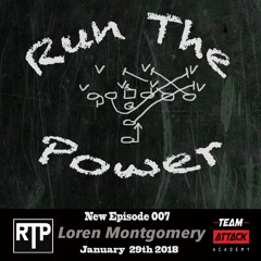 Loren Montgomery - Manipulating defenses with multiple formations EP 007