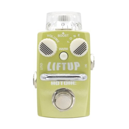 """[Liftup] Clean Boost Demo 1 — HOTONE """"SKYLINE"""" Series Stompbox"""