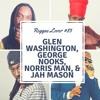 83 - Reggae Lover Podcast - Glen Washington, Norrisman, George Nooks, Jah Mason