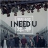 BTS I NEED U  (remix)