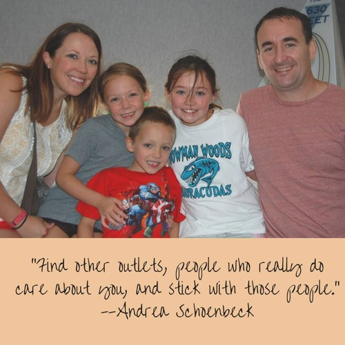 Episode 25 - Andrea Schoenbeck (The Curiosity Hour Podcast by Tommy Estlund and Dan Sterenchuk)