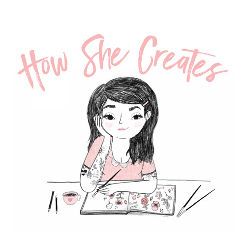 Ep 214 The Creative Process with Julie Marriott