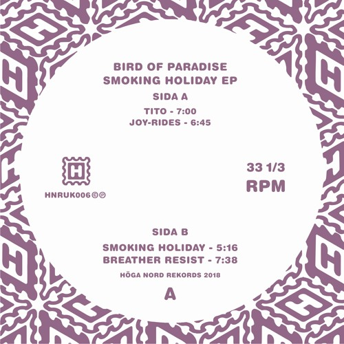 Bird Of Paradise - Tito