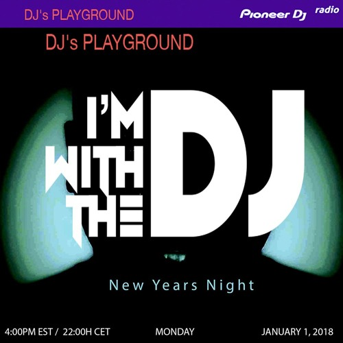 PDR SHOW #61_I'M WITH THE DJ_ROLAND CLARK