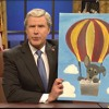 Two-Minute Drill: Why did SNL attack former President George W. Bush?  Mike knows