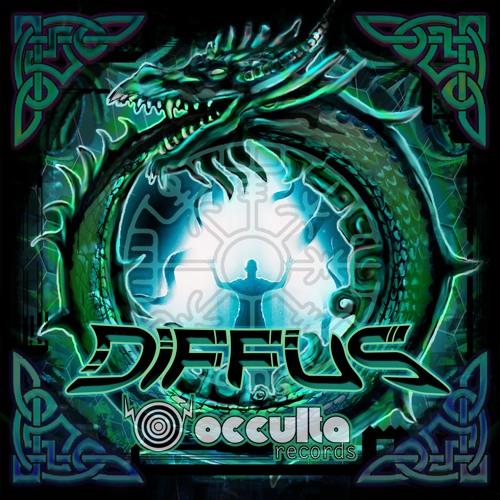 Diffus - Liveset (142bpm) 26- 01- 18 (Occulta Rec)