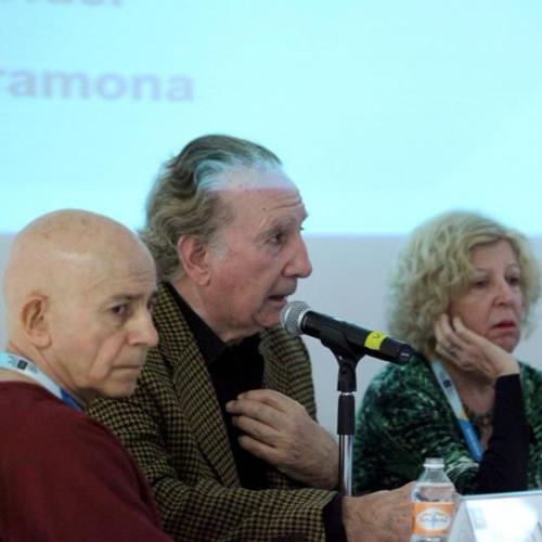 Entrevista a Rodolfo Alonso - Oído, precisión y verso