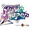 Music Paper Theme