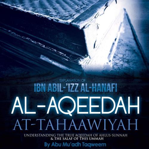 Al Aqeedah at Tahaawiyah