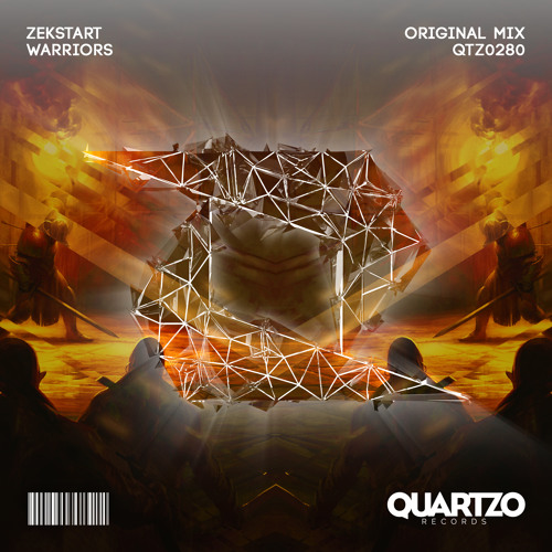 Zekstart - Warriors (OUT NOW!) [FREE]