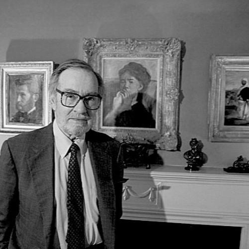 """Marco Grassi & James Panero discuss """"E. V. Thaw, 1927–2018"""""""