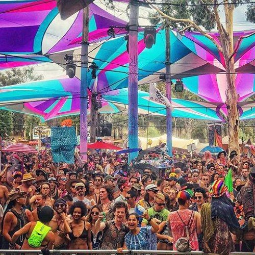 Robert Babicz at Rainbow Serpent Festival/Market stage 29.jan.2018