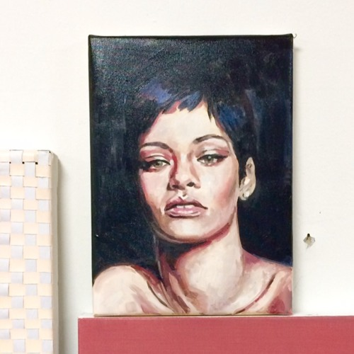 LYDKUNST #36: Rihanna som muse og martyr -  Ditte Ejlerskov og 'My Music', Arken