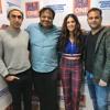 Hrishi K with Amit Sadh,Sapna Pabbi & Mayank Sharma (Director) - 'Breathe' Amazon Prime Video series
